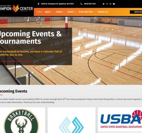 Community First Champion Center - Fox Cities