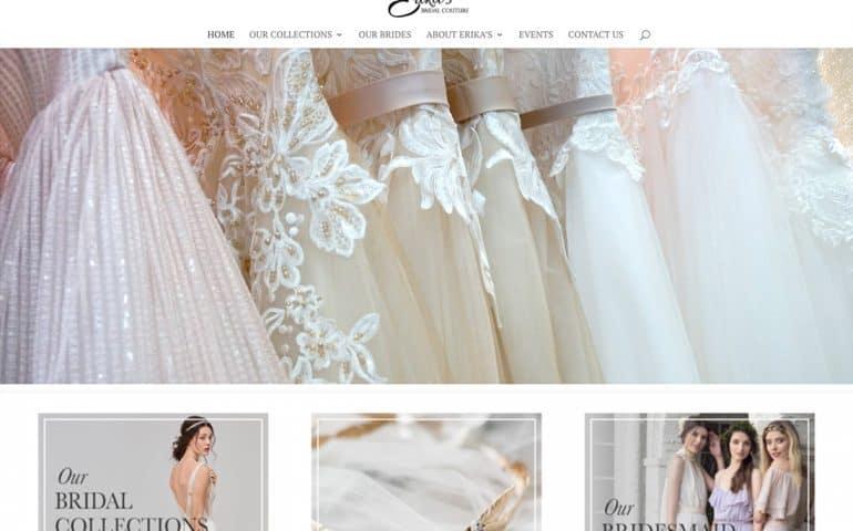 Erika's Bridal Couture - Neenah, Wisconsin