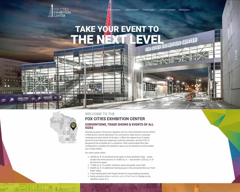 Fox Cities Exhibition Center