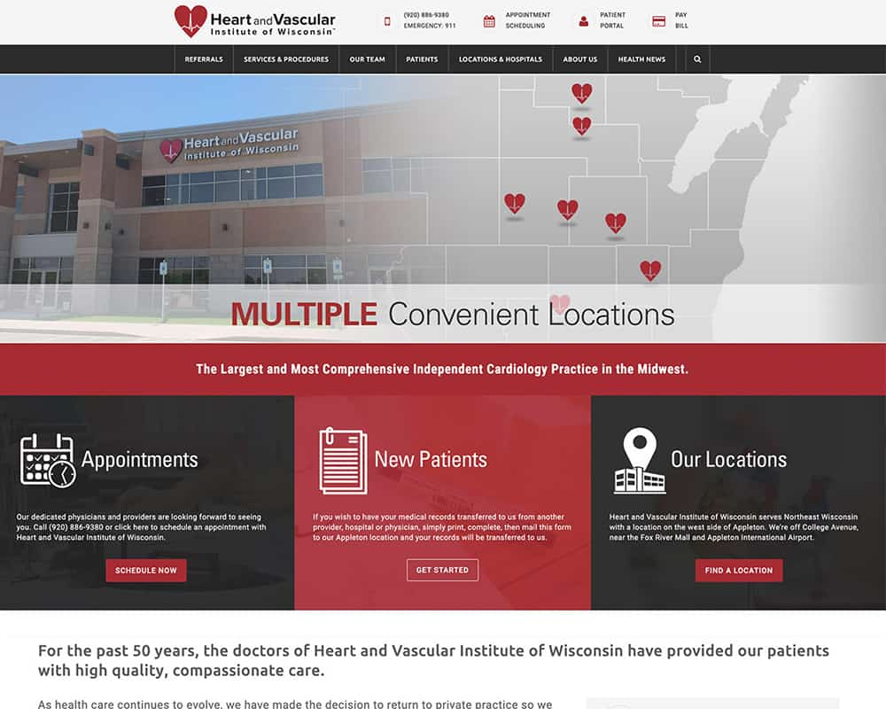 Heart and Vascular Institute of Wisconsin