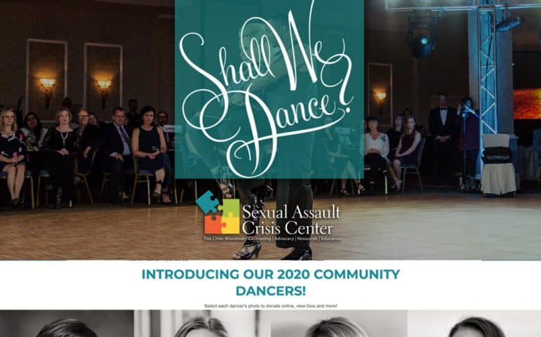 Shall We Dance Fox Cities