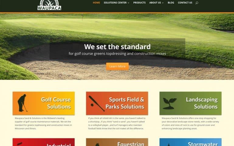 Waupaca Sand & Solutions