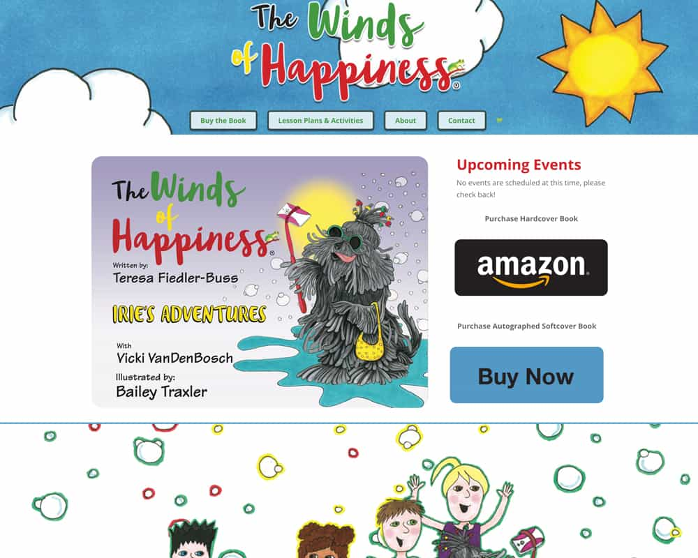 The Winds of Happiness