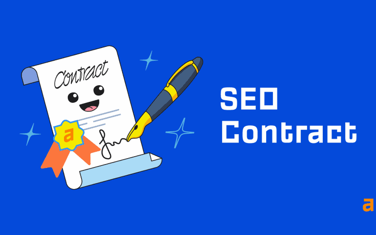 The Ultimate SEO Contract Template [100% Free]