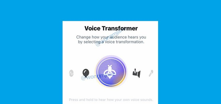 Twitter's Testing New Vocal Effects Options for Spaces, Which Could Help to Reduce Speaker Anxiety
