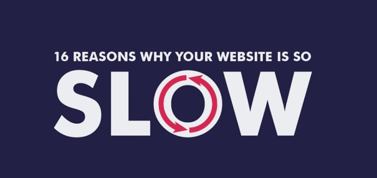 16 Features Slowing Down Your Website and Lowering Your Google Ranking [Infographic]
